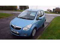 VAUXHALL AGILA 1.2 S,2011,1 LADY OWNER,Only 30,000mls,£30 Road Tax,Full Dealer Service History,Tidy