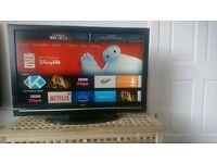"""37"""" Xenius 1080p TV"""