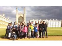Cambridge Chinese Tour Guide
