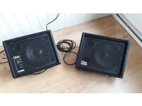 Carlsbro PM10/M10 Active stage monitors / Small PA
