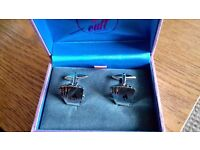 Fore Aces cuff links
