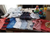 Bundle of baby clothes NEXT & Mothercare