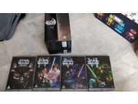 Star Wars Trilogy DVD Box Set
