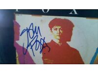 John foxx underpass Vinyl SIGNED (collection only)