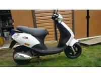 Piaggio Zip. 2011. 50cc.