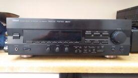 Yamaha Natural Sound Receiver.