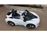 Used, kids bmw i8 electric car for sale  Coventry, West Midlands