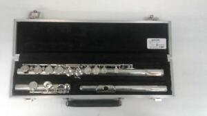 Swallow Flute with Case (1) (#36698) (SR97481) We Buy and Sell Used Musical Instruments!