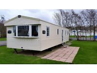 Caravan at Craig Tara for hire