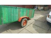 Trailer 7ftx4ft