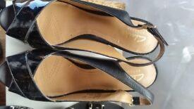 Womens clark shoes