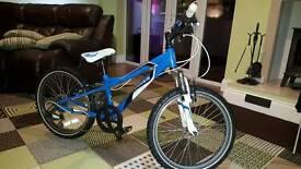 "Child's 18"" mountain bike"