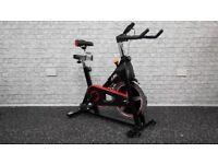 JLL IC300 Black Indoor Cycling Bike - Ex Showroom