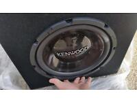 Kenwood Sub & Sony Headunit