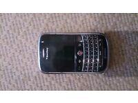 blackberry 9000, good condition