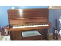 Spencer Piano, tuned and in good condition