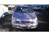 2003 LEFT HAND DRIVE CHEVROLET DAEWOO TACUMA 1.6 , LHD, AIRCON, GC, IDEAL EXPORT, 80K ONLY.