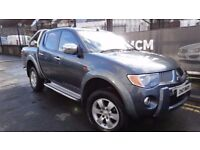 2007 Mitsubishi L200 Warrior - NO VAT - ONLY 112,458MILES - PICK UP 4x4 - jeep navara hilux ranger