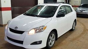 2013 Toyota Matrix TOURING TOIT OUVRANT +  BLUETOOTH + MAGS + CR