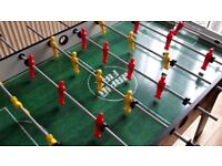 Football Table!! New Condition!!