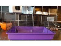 Small Hamster cage.