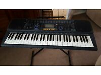 Casio 36 keys CTK-611 keyboard for sale.
