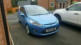 2010 ford fiesta titanium 90 ps 3 door