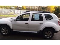 DACIA DUSTER, TOP OF THE RANGE 2013