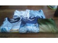 Boys Bundle of T Shirts age 10-12 years