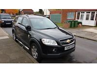 CHEVROLET CAPTIVA 4X4 2010 2.0D 7 SEATS, FULL SERVICED