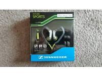 Sennheiser OCX 686i Wired Sports Headphones NEW IN SEALED BOX