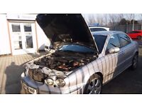 Jaguar X TYPE For sale need gone asap as leaving the country