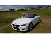 BMW Z4 S DRIVE 2:0 i M SPORT ROADSTER *** GENUINE 6,255 MILES*** bought as summer weekend car only.