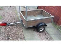 trailer for sale 5x3 in good condition