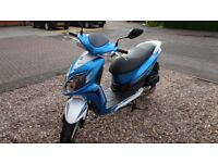 SYM JET 4 125cc Scooter 2016 - Good Condition