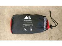 Eurohike sleeping bag liner