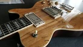Samick Greg Bennett Avion AV6 Ltd Edition Electric Guitar + Gator Fitted Case