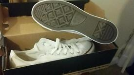 Converse size 6 unisex All Star Optic White | brand new in box