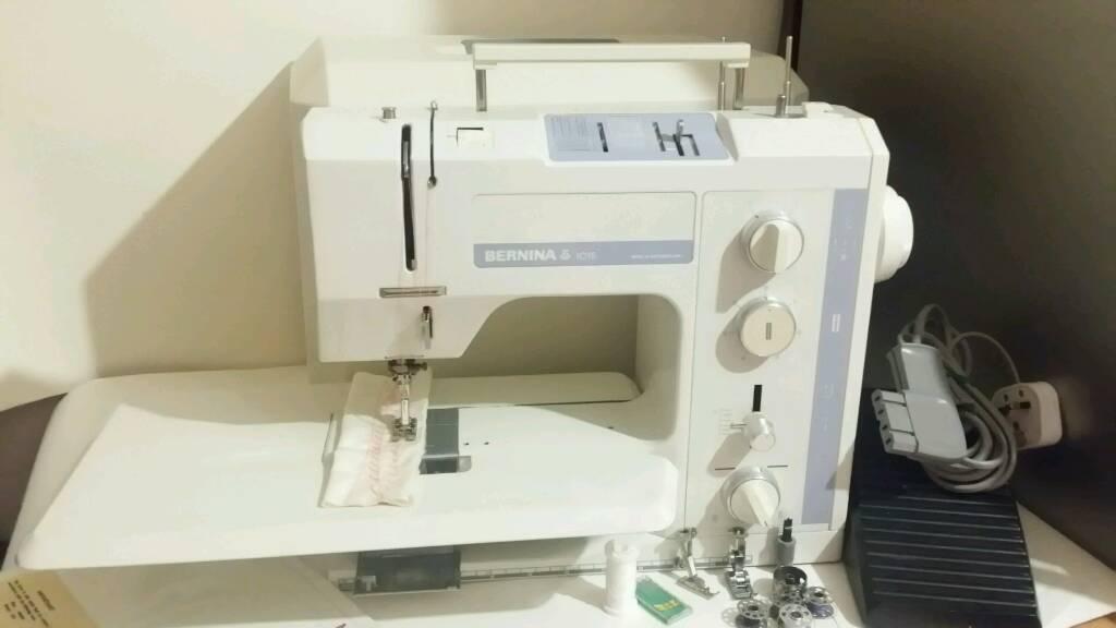 Superb Bernina 40 Heavy Duty Sewing Machine Just Serviced In Inspiration Bernina 1015 Sewing Machine