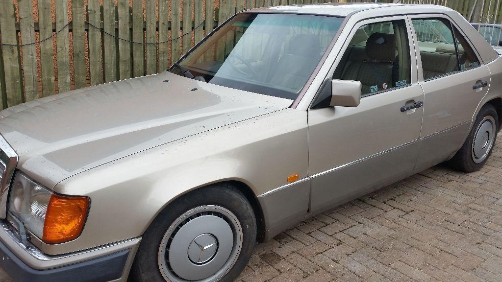 Mercedes Benz W124 260E 1990 For Sale