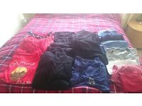 Large bundle of maternity clothes 12-16