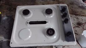 cooker lid and grill