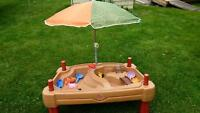 Kids Sand and Water Table