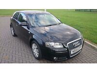 STUNNING AUDI A3 SPECIAL EDITION 1.6