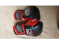 RDX 21oz professional boxing gloves