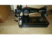 New Vintage singer sewing machine