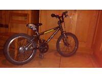 Isla Bike cnoc 16 charcoal grey