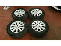 GENUINE LAND ROVER DISCOVERY 18 INCH ALLOY WHEELS 5X120 VW T5 HSE SE RANGE ROVER L322 VIVARO TRAFIC