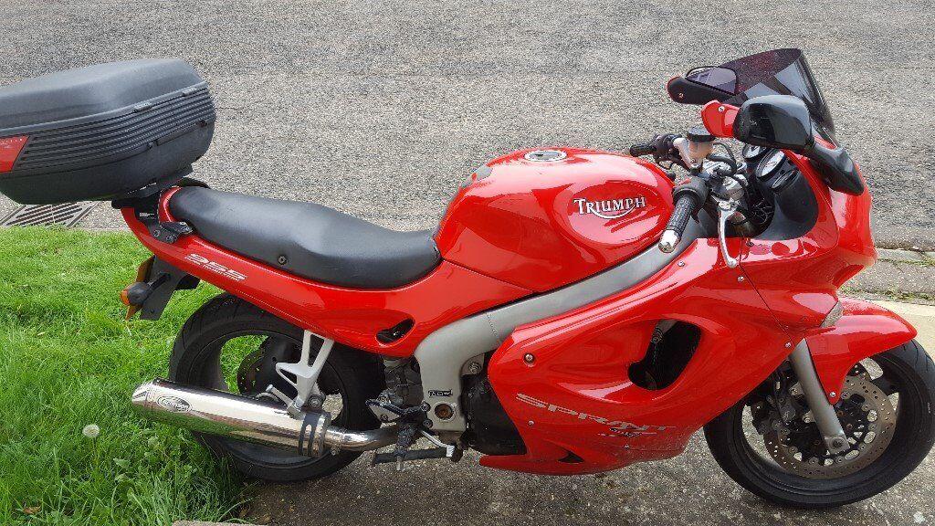 Triumph SPRINT ST 955i £1100ono