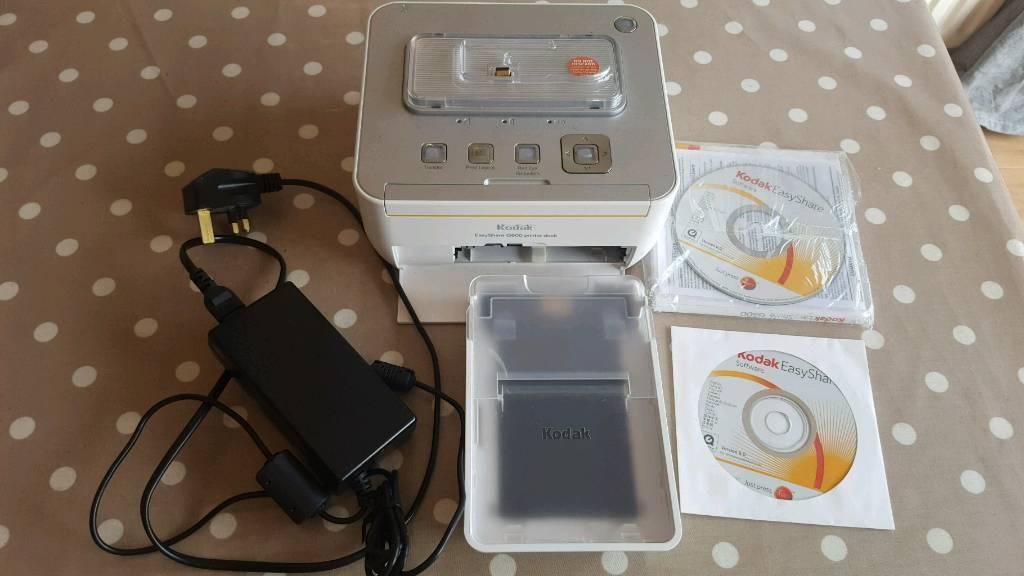 Kodak Easyshare G600 printer dock